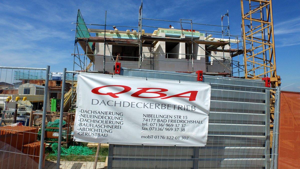 QBA, Ihr Dachdeckerbetrieb