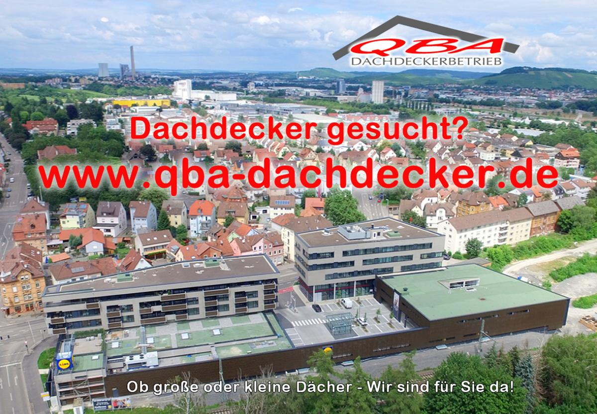 QBA: Dachdecker 76133 Karlsruhe